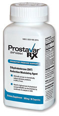 Prostavar RX Review