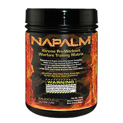 muscle warfare napalm reviews