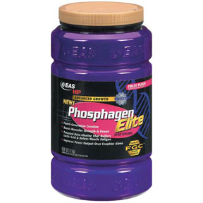 Phosaphagen Elite Creatine Supplement Review