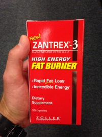zantrex 3 red bottle review