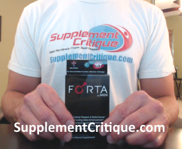 forta for men review