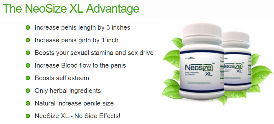 will you gain permanent size with neosize xl