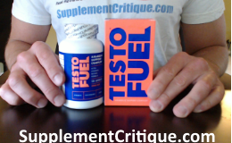 My Personal Testo Fuel Review and Results