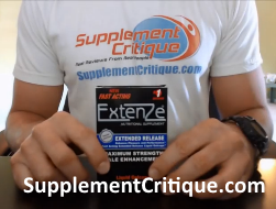 extenze plus review