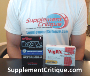 extenze vs vigrx plus