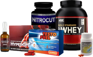 muscle supplements for men in their 40's