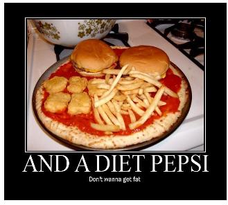 stop being a fat bastard