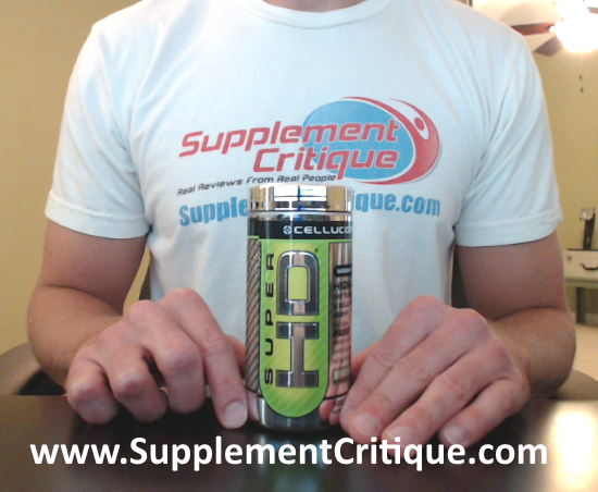 cellucor super hd at gnc