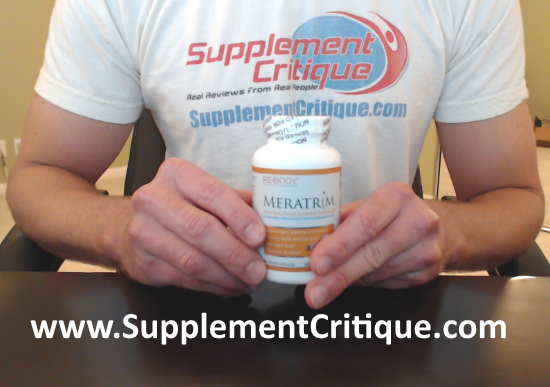 Meratrim Is A Stimulant Free Plant Based Weight Loss Supplement