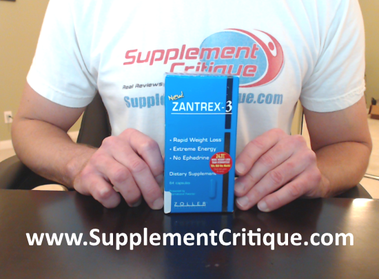 zantrex 3 blue bottle at gnc