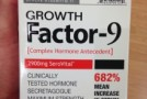 Growth Factor 9 Review – Proven to Work?