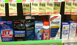 Male Enhancement Pills Sold In Stores (OTC)