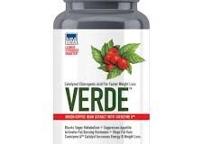 MMUSA Verde Green Coffee Bean Formula Review