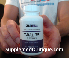 crazy mass t-bal 75 review