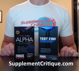 test x180 alpha vs test x180
