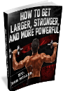 how to get strong ebook