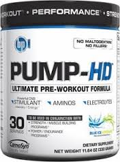 Pure PUmp Natural Pre Workout Review