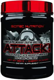 Scitec Attack 2.0 Review