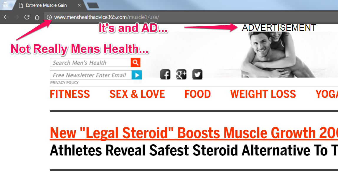 fake-mens-health-site