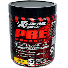 Extreme Edge Pre Workout Review