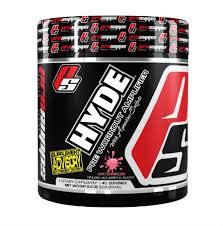 Pro Supps Hyde V2 Ings And How They Work
