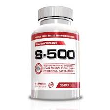 S-500 Testosterone Booster Review