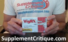 VigRx Plus Review – #1 Rated Enhancement Pill
