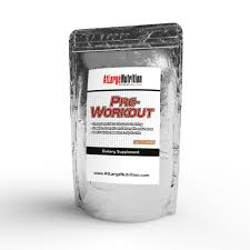 AtLarge Nutrition Pre Workout Review
