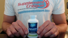 Alpha ZXT Review – Miracle Supplement Or Hoax?