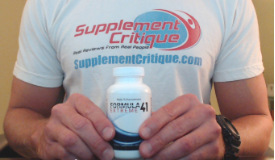 Formula 41 Extreme Review – Does It Work?