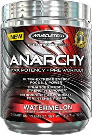 Muscletech Anarchy Review