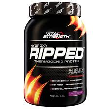 Vital Strength Hydroxy Ripped Review