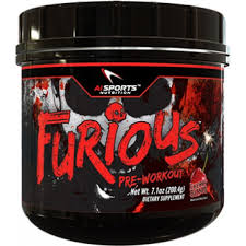 AI Sports Nutrition Furious Review