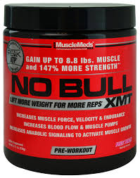 MuscleMeds NO Bull XMT Review