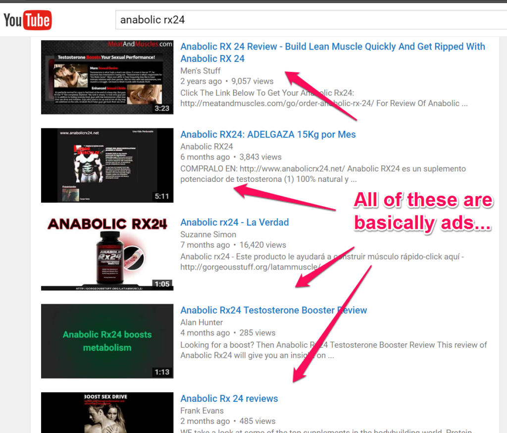 anabolic rx24 youtube reviews