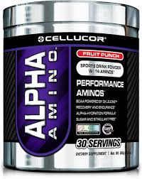 Cellucor Alpha Amino Review