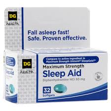DG Health Sleep Aid Review