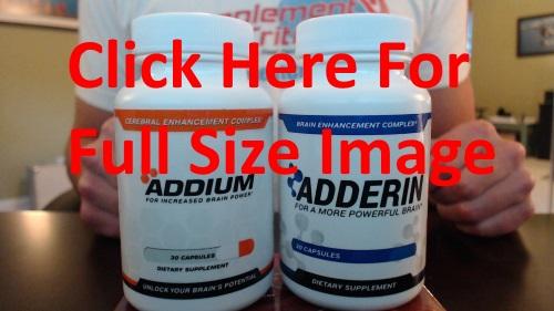 adderin vs addium