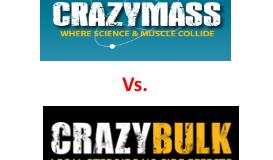Crazy Mass Vs. Crazy Bulk – Which One Is Legit?