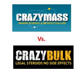 Crazy Mass Vs. Crazy Bulk - Which One Is Legit