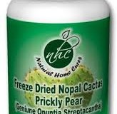 Natural Home Cures Nopal Powder Capsules Review