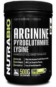 NutraBio Arginine Pyroglutamate Lysine Review   Does It Work?