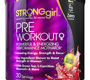 StrongGirl Pre Workout Review – Do You Need It?