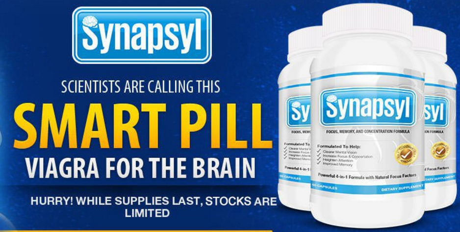 synapsyl viagra for the brain