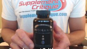 male enhancement supplement critique