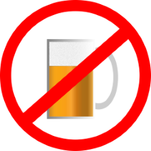 dont drink