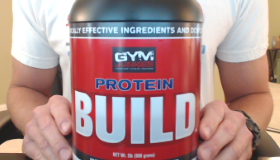 Gym Junkies Protein Build Review