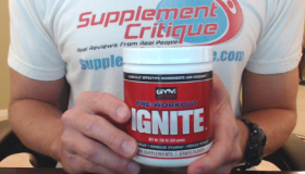 Gym Junkies Pre Workout Ignite Review – Does It Work?
