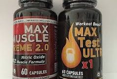 Max Muscle Xtreme and Max Test Ultra Review