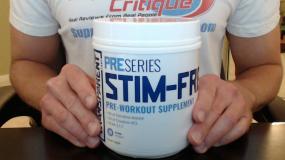 Transparent Labs Stim-Free Pre Workout Review